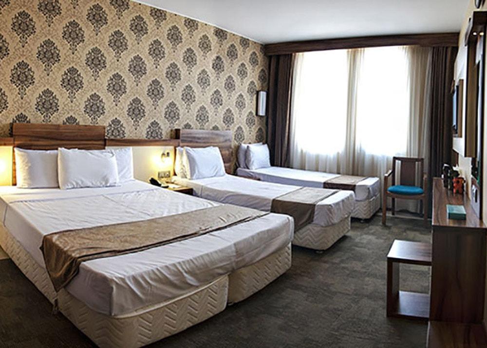 ارزان ترین هتل های ایران- هتل هاترا مشهد