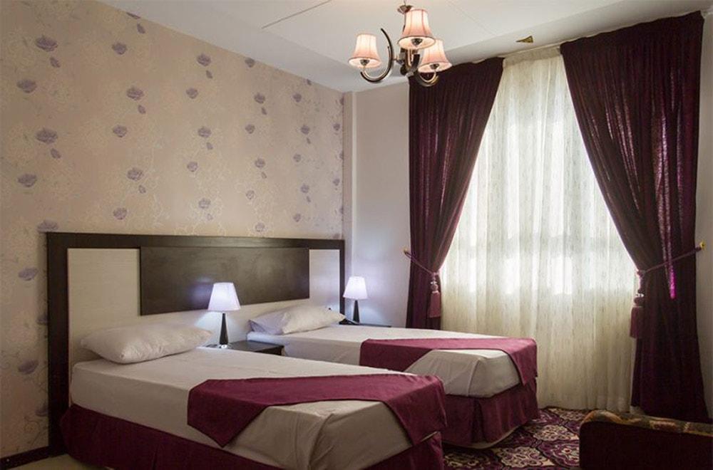 ارزان ترین هتل های ایران- هتل سراج مشهد