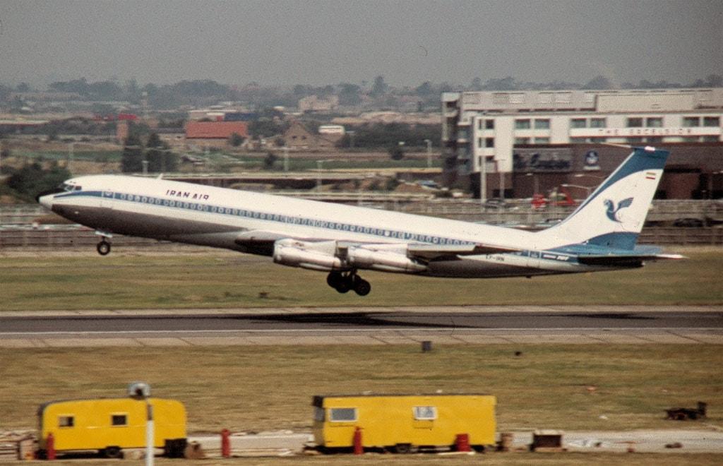 هواپیما ایران ایر