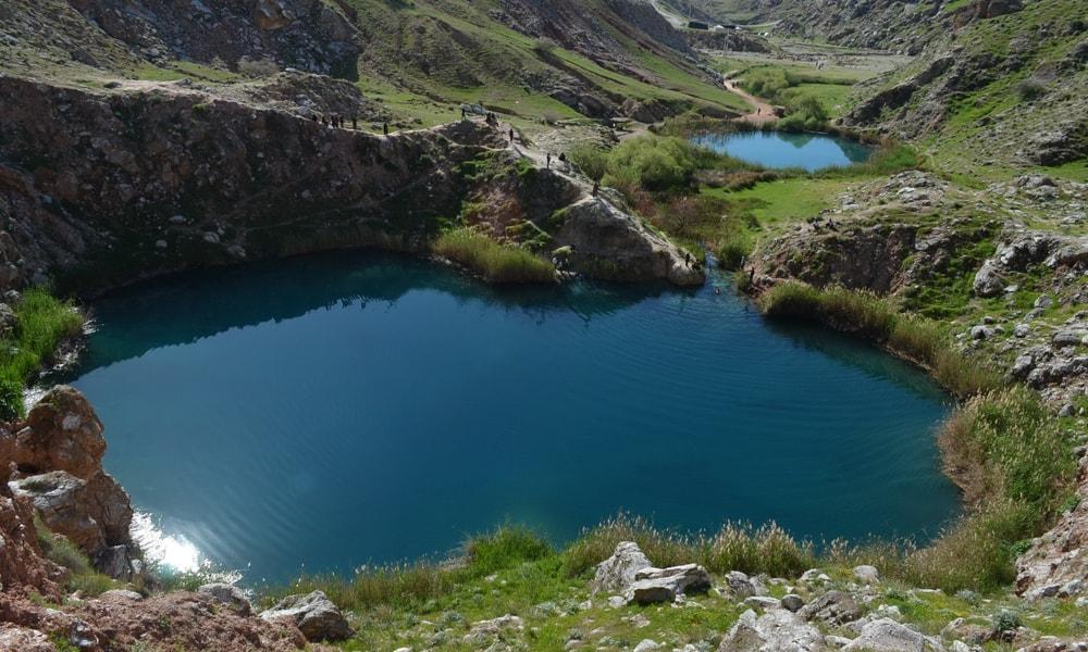 دریاچه گاو سیاه ایلام