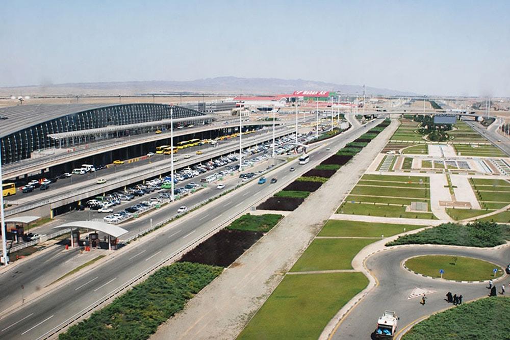 آشنایی با فرودگاه