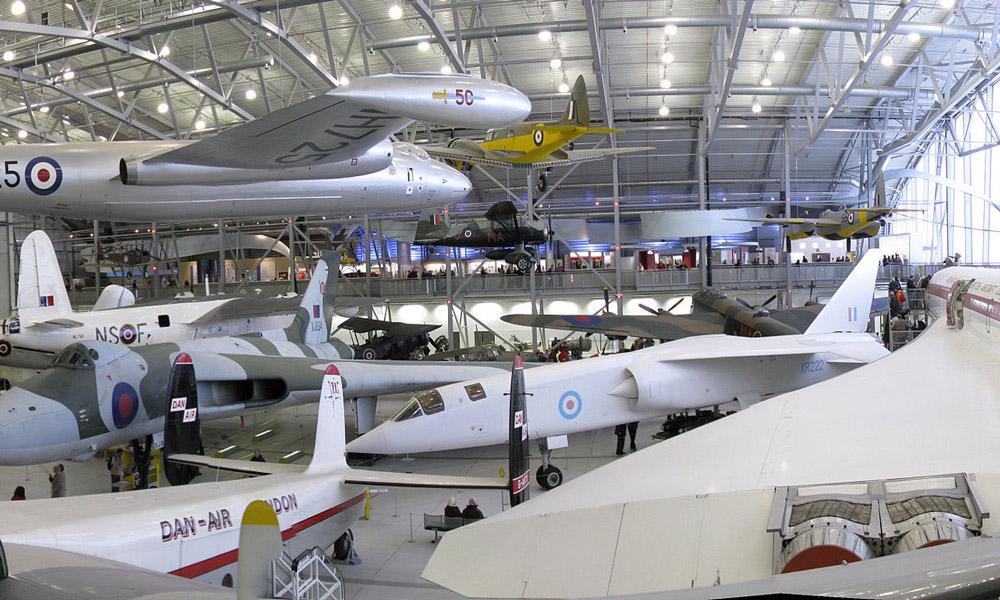 بهترین موزه های هوانوردی جهان؛ روایت تصویری پرواز بشر