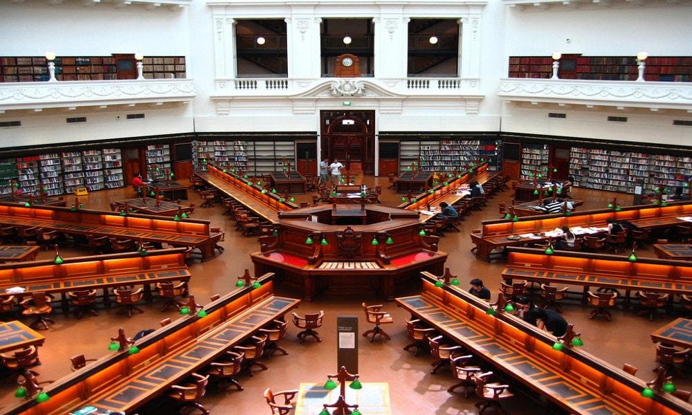 زیباترین کتابخانه های عمومی جهان-کتابخانه هند