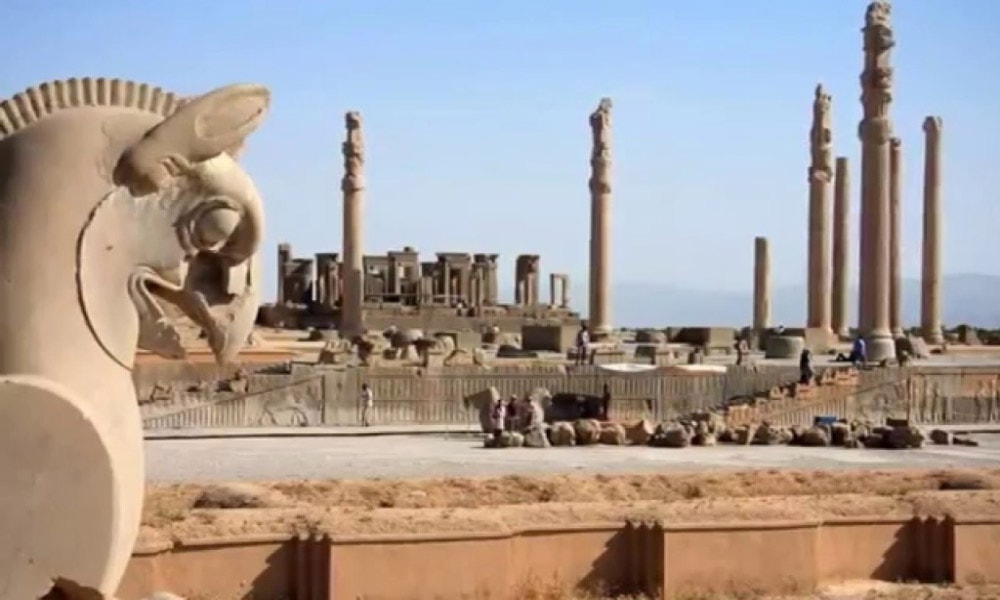 قدیمی ترین تمدن های جهان-ایران