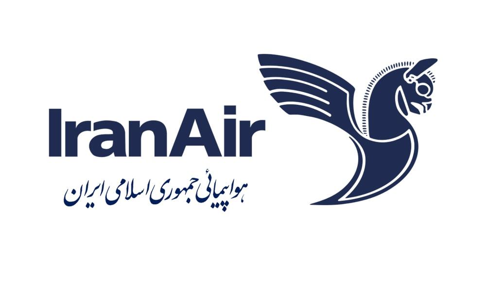 لوگوی شرکت هواپیمایی ایران ایر