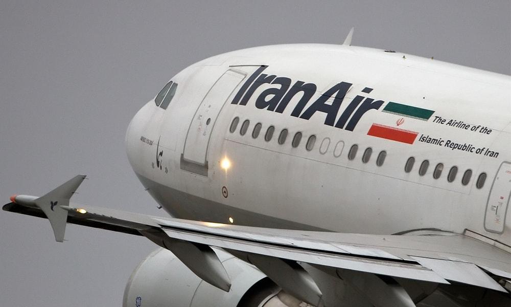ناوگان پروازی ایران ایر