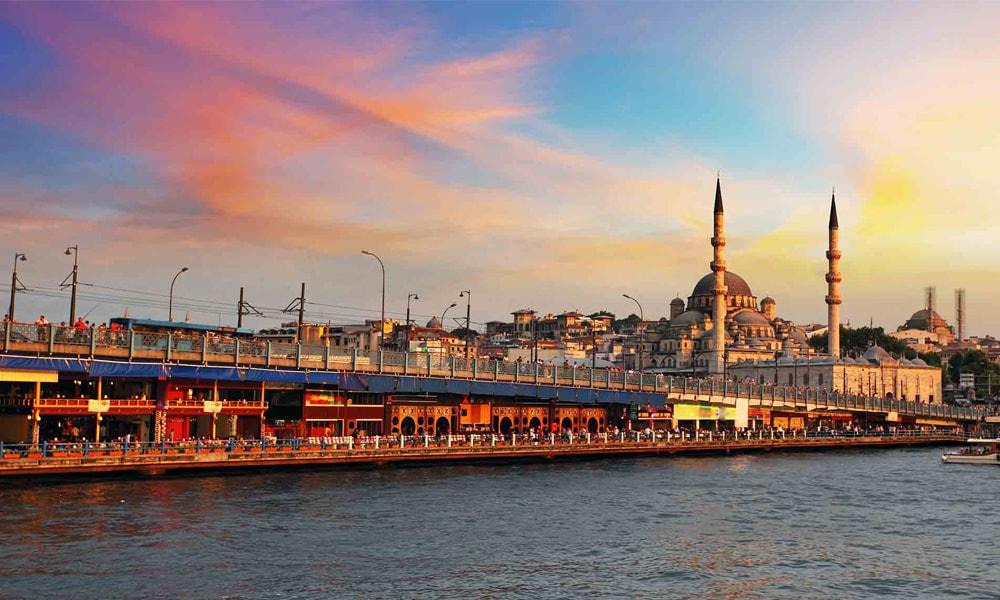 جاذبه های گردشگری تور استانبول