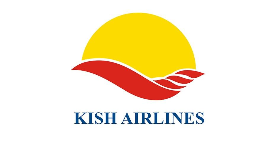 لوگوی شرکت هواپیمایی کیش