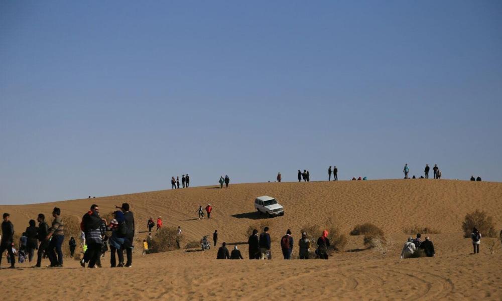 کویر مصر از جمله بهترین مناطق ایران برای کویر گردی