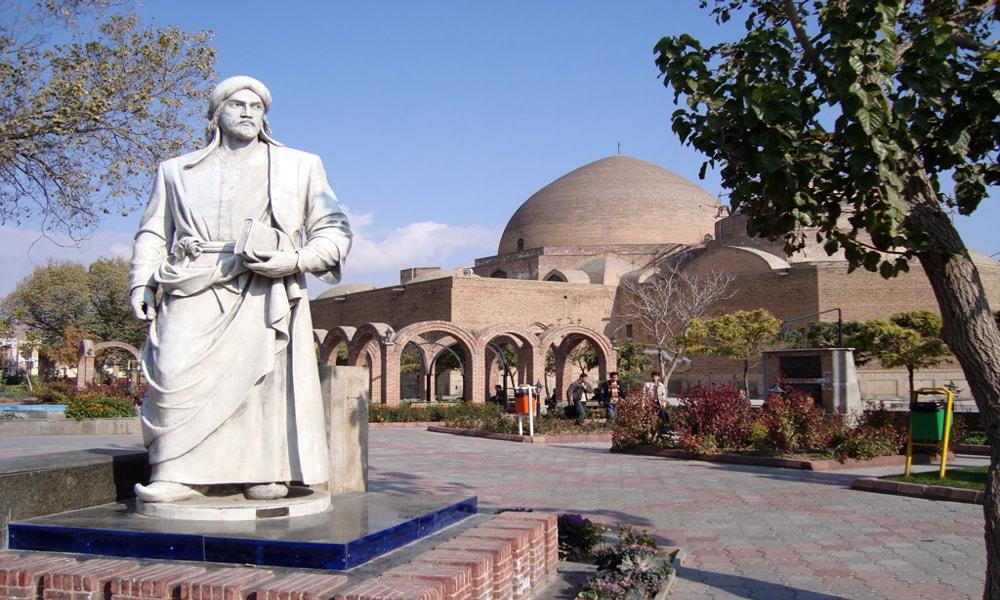 جاذبه های گردشگری تبریز-پارک خاقانی تبریز