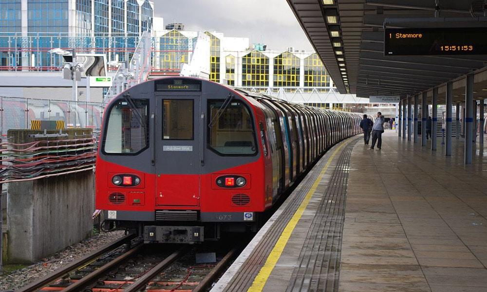 بهترین سیستم های قطار شهری در جهان، مترو لندن