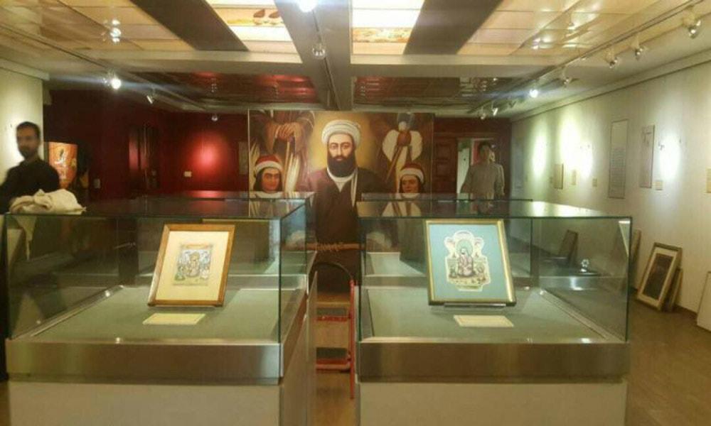 مهم ترین موزه های ایران-موزه ملی ملک