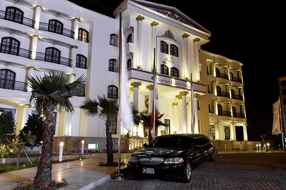 مجلل ترین هتل های ایران- هتل مریم سورینت کیش