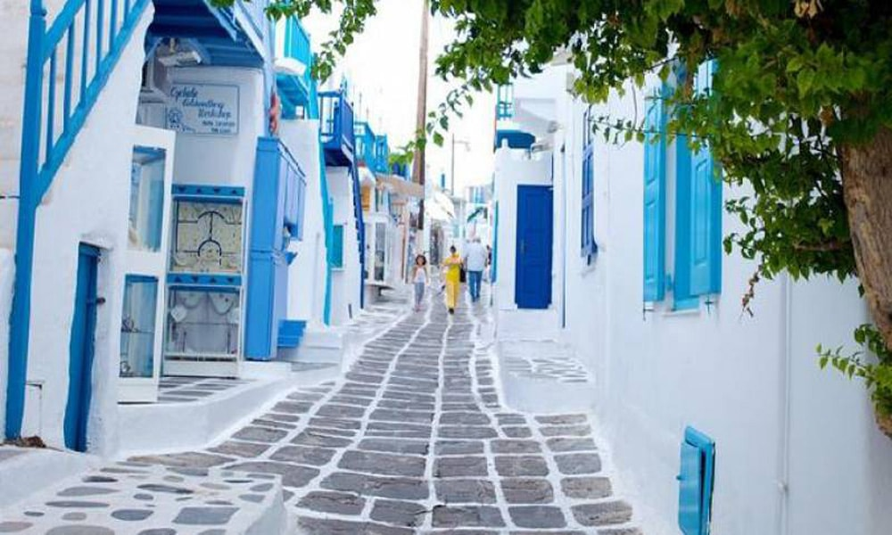 خیابان هایی که رهگذران را گردشگر می کنند!