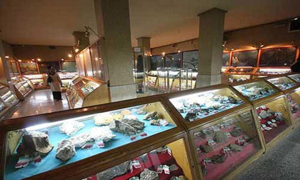 مهم ترین موزه های ایران-موزه تاریخ طبیعی همدان