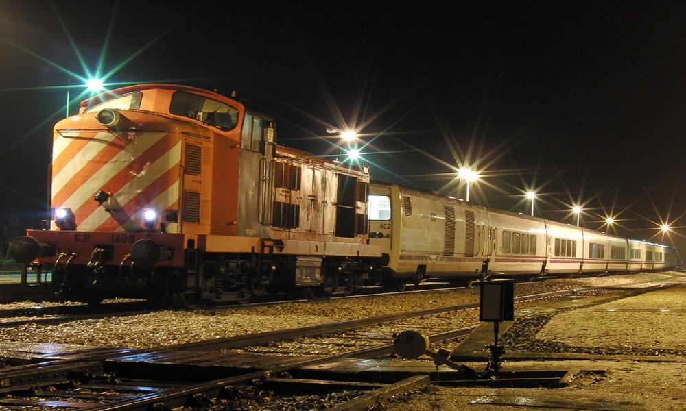 قطار شب