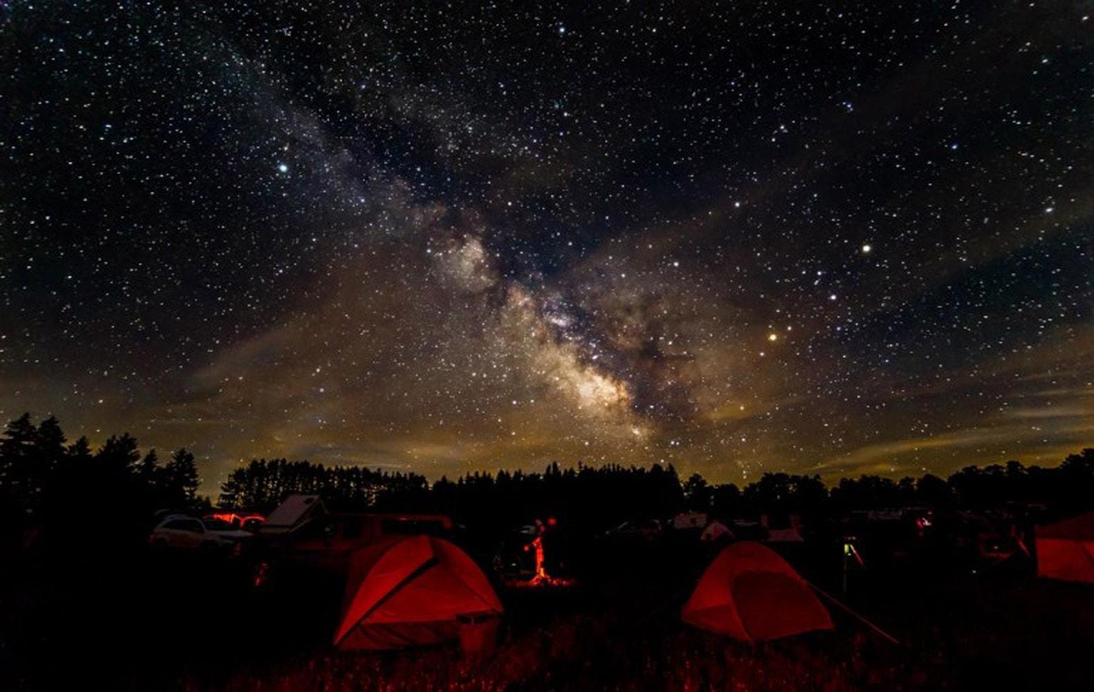 گردشگری نجوم