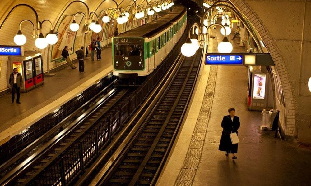 بهترین سیستم های قطار شهری در جهان، مترو پاریس