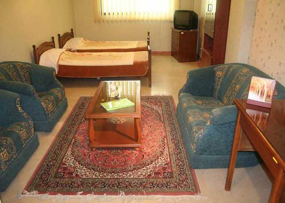 ارزان ترین هتل های ایران- هتل پژوهش تهران