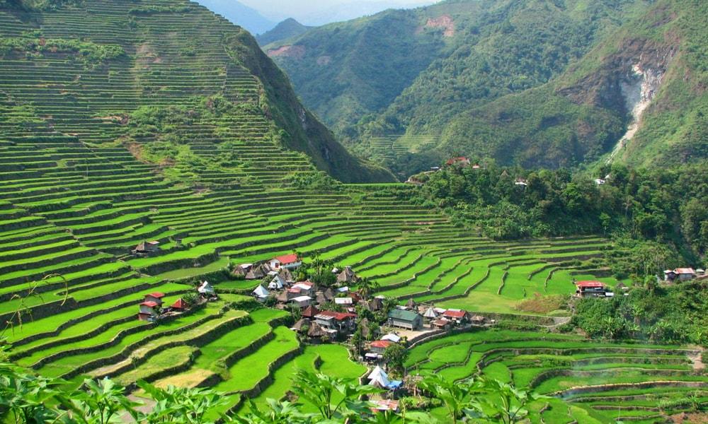 نمایی از کشور فیلیپین