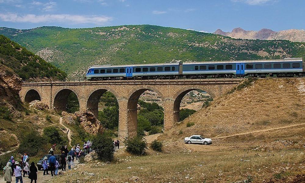 بلیط قطار پل سفید