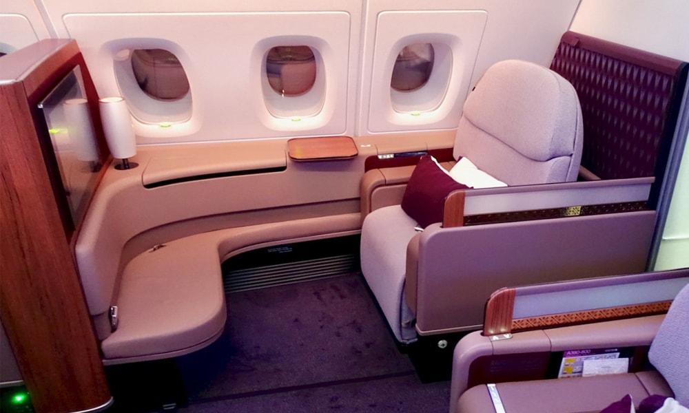 کلاسهای پروازی قطر ایرویز