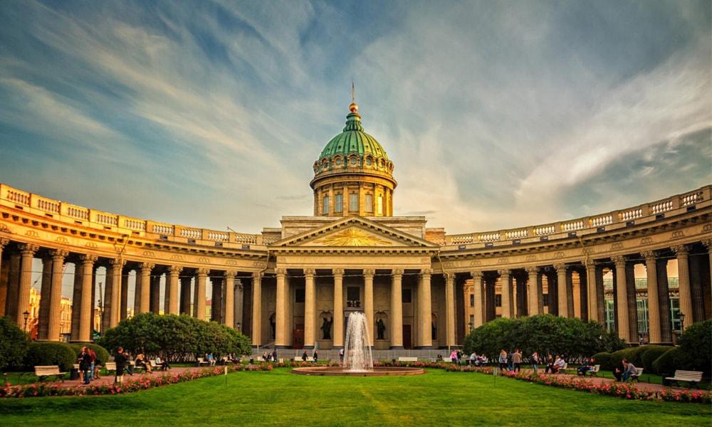 روسیه و جاذبه های گردشگری تور سن پترزبورگ