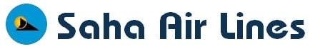 لوگوی شرکت هواپیمایی ساها