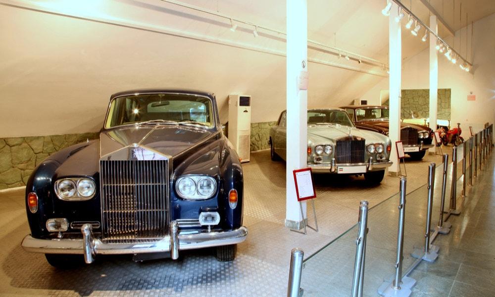 مهم ترین موزه های ایران-کاخ موزه سعدآباد