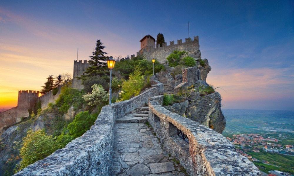 قدیمی ترین تمدن های جهان-سن مارینو