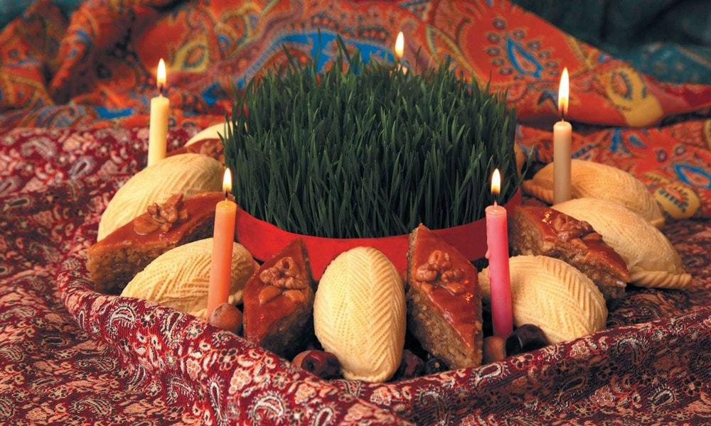 نوروز در جمهوری آذربایجان
