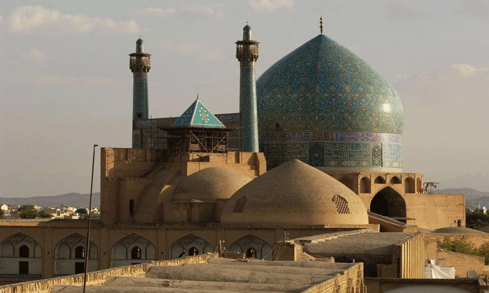 از مسجد امام تا تاج محل؛ گنبدهای مشهور جهان