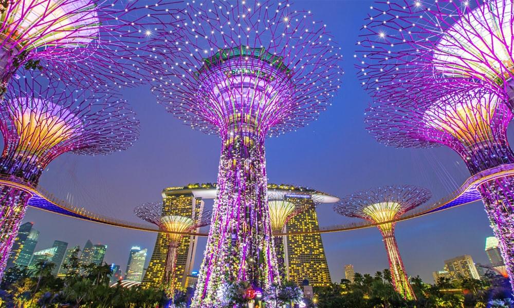 جاذبه های گردشگری تور سنگاپور