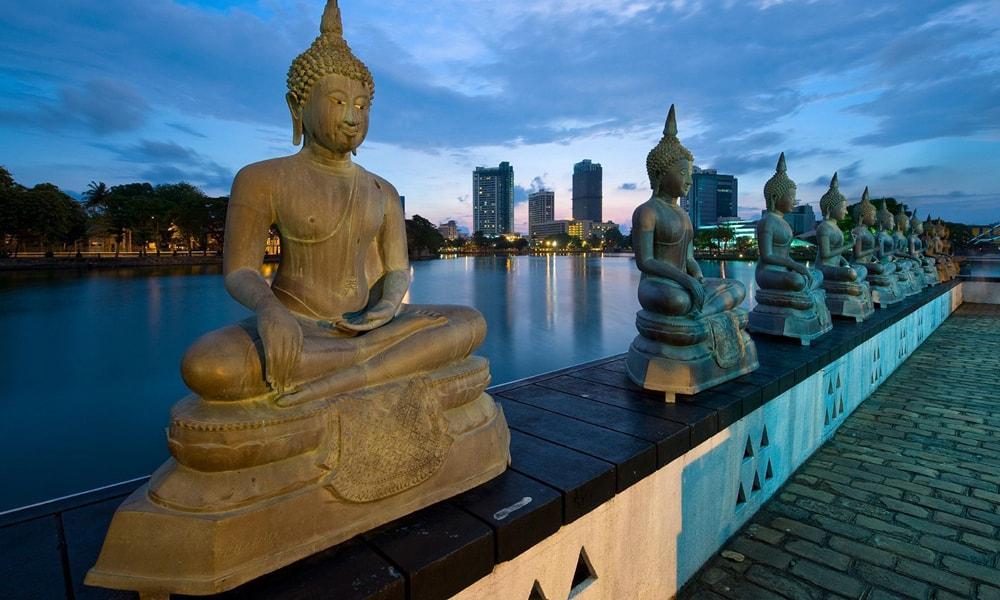 سریلانکا و جاذبه های گردشگری تور کلمبو