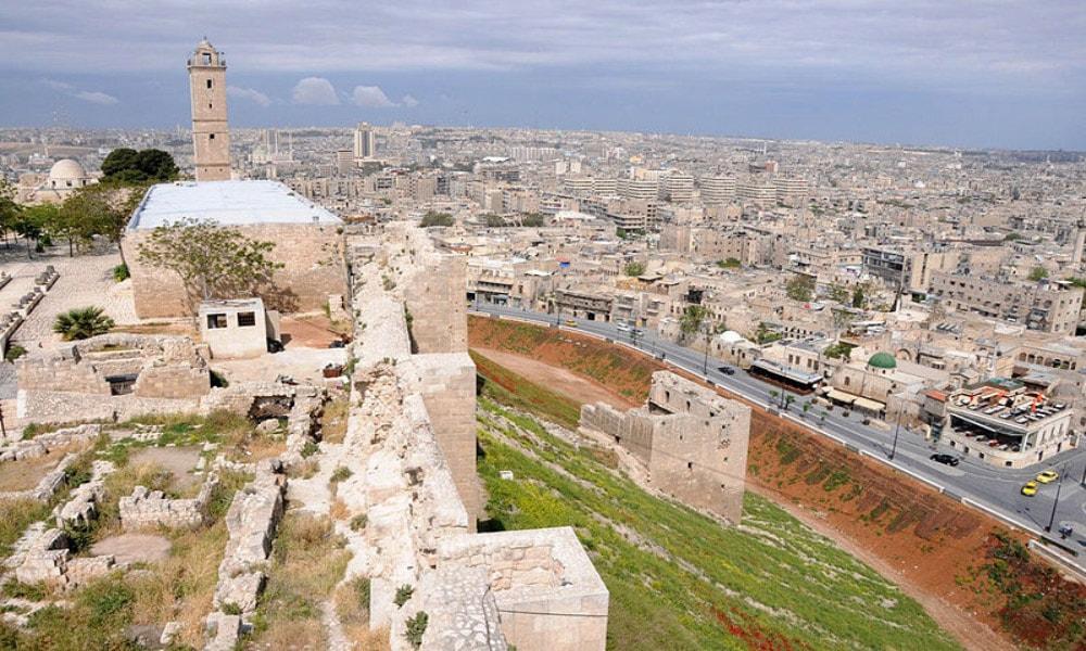 خطرناک ترین کشورهای جهان برای توریست ها-سوریه