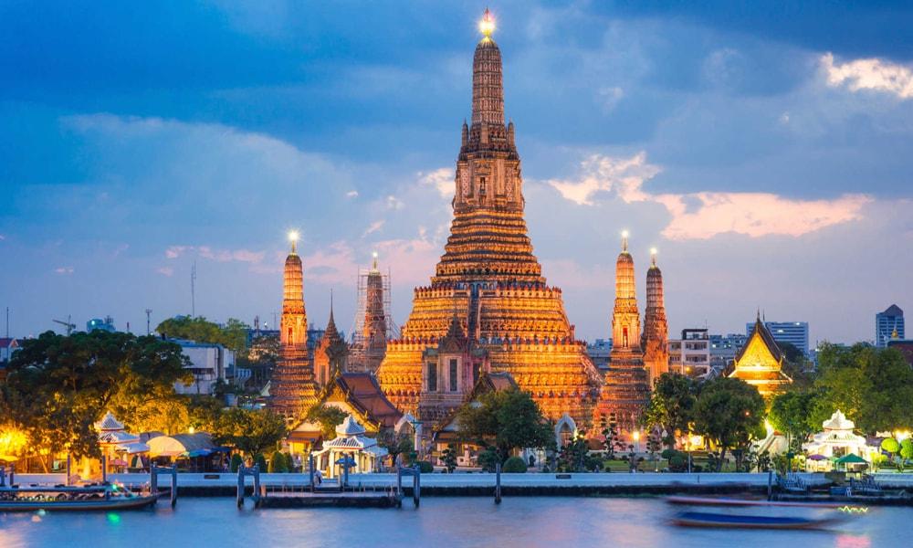 تایلند و جاذبه های گردشگری تور بانکوک
