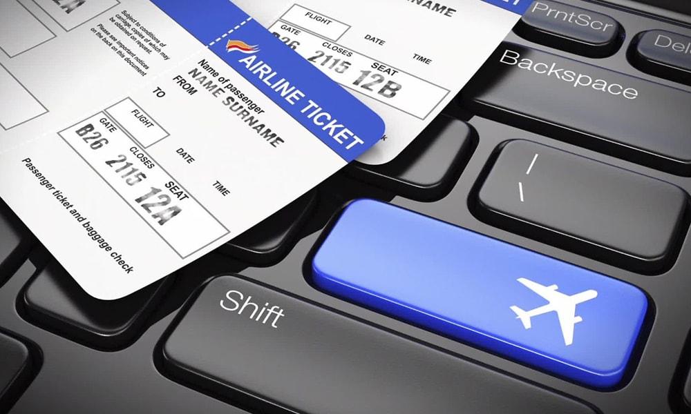 فروش اینترنتی بلیط هواپیما