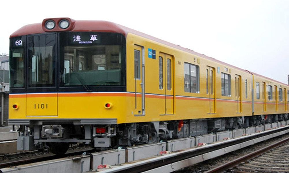 بهترین سیستم های قطار شهری در جهان، مترو توکیو