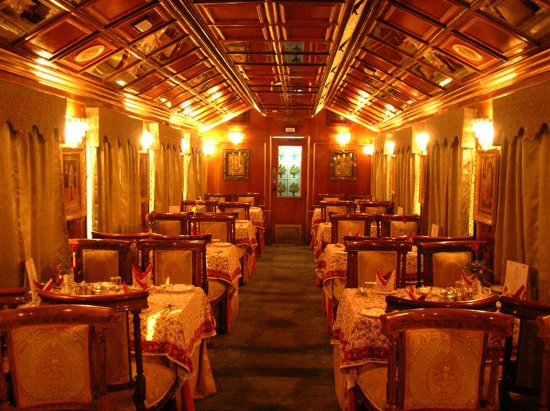 قطار گردشگری-قطار هندی