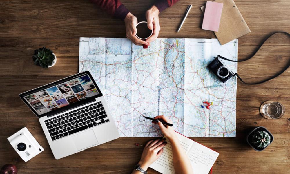 ترفندهای انتخاب مقصد سفر