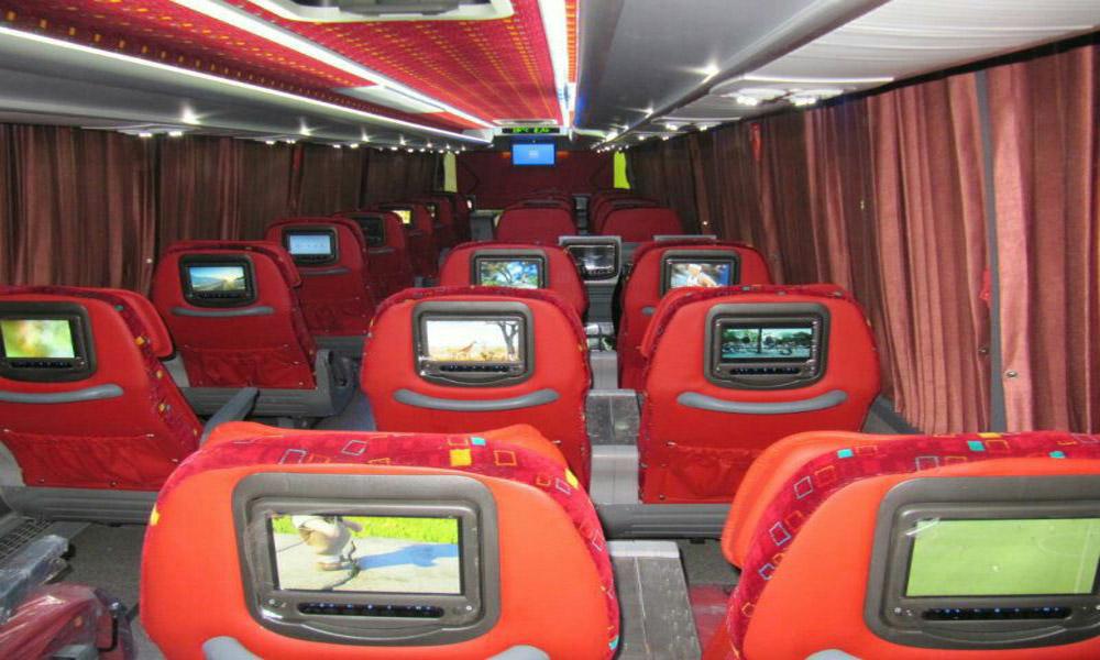 چگونه با اتوبوس راحت سفر کنیم؟