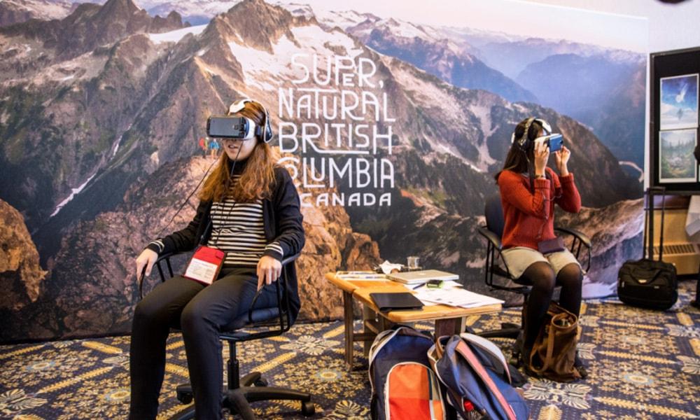 گردشگری مجازی؛ سفر در خیال، لذت در واقعیت