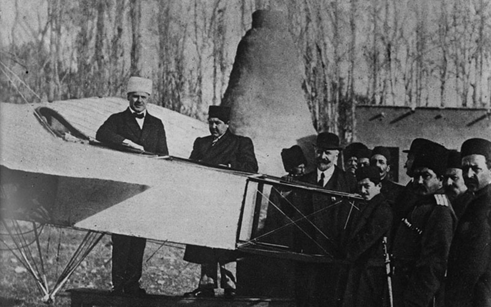 تاریخچه هواپیما در ایران