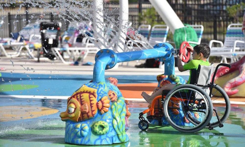 سهم معلولین از دنیای گردشگری و گردشگری در دنیا