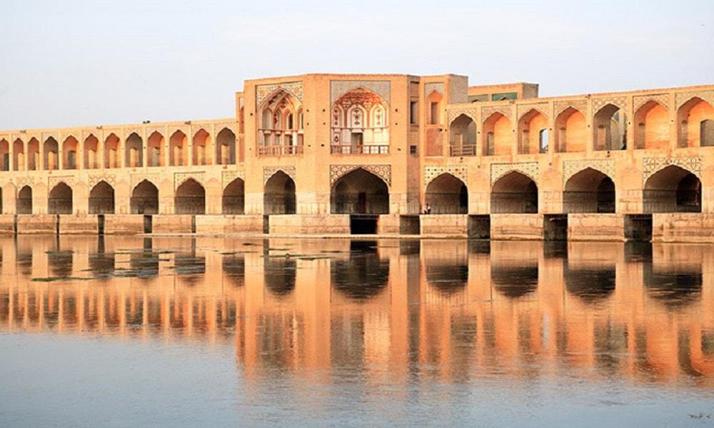 بلیط قطار اصفهان-پل خواجو