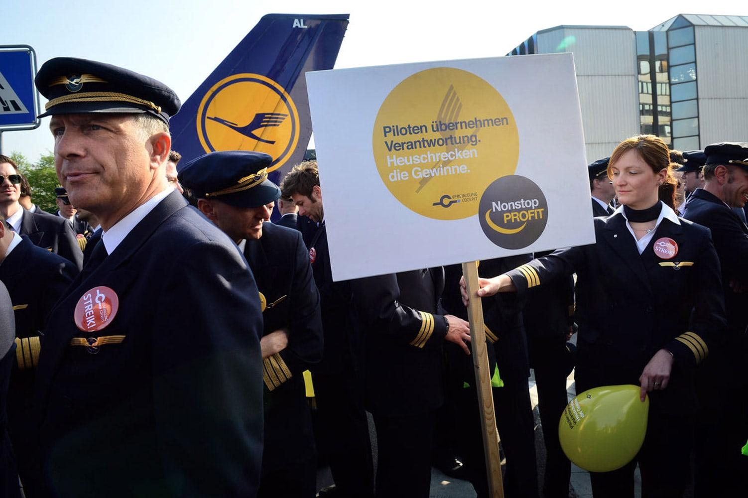 شرکت هوایی لوفتهانزا